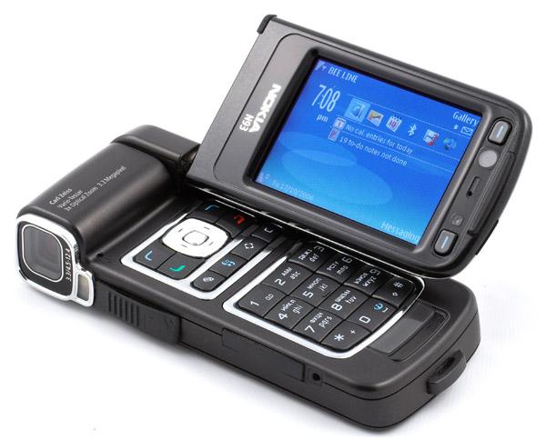 Nokia N93 GSM Phone Review