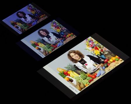 Обзор смартфона Oppo R821. Тестирование дисплея