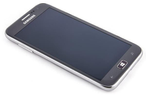 Внешний вид Samsung ATIV S