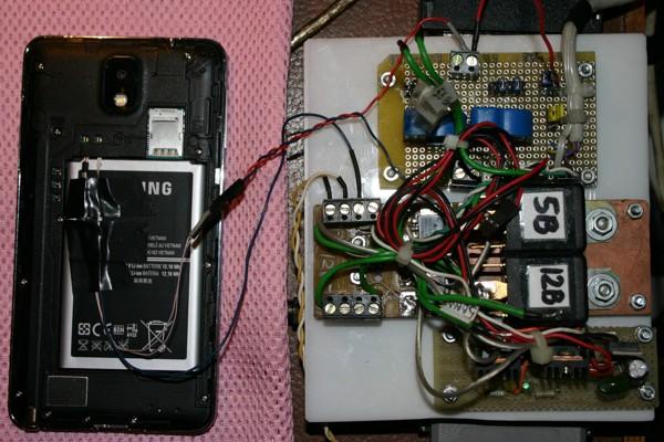 Результаты тестирования энергопотребления Samsung Galaxy Note 3