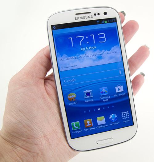 Обзор Samsung Galaxy S 3. Коммуникатор в руке
