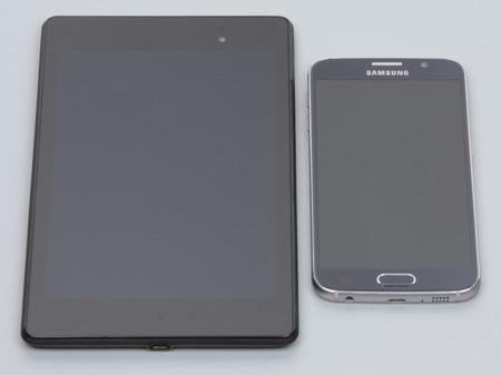 Обзор смартфона Samsung Galaxy S6. Тестирование дисплея