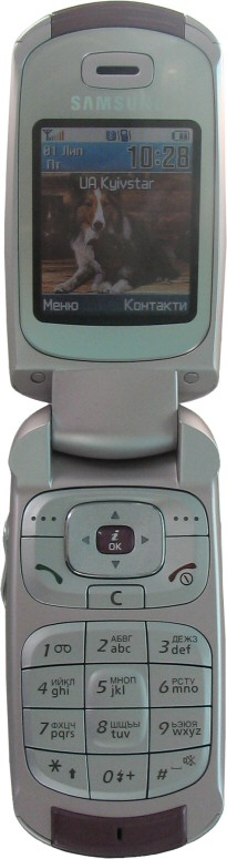 Цветовая схема E530