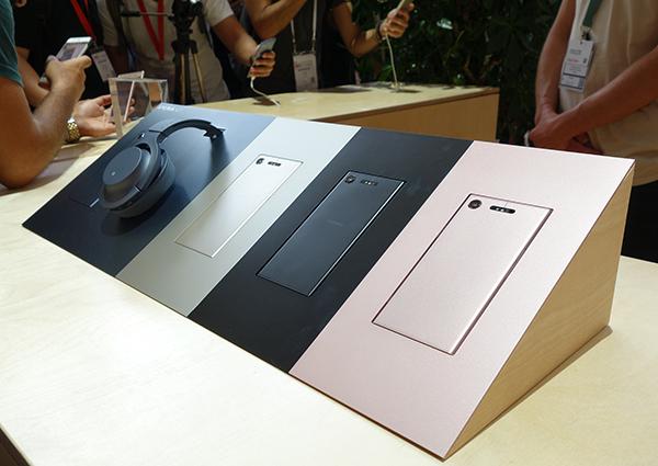 Презентация Sony Xperia XZ1 и XZ1 Compact