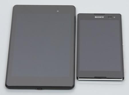Обзор смартфона Sony Xperia C3. Тестирование дисплея