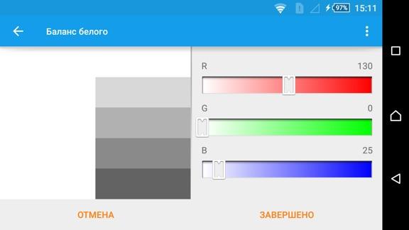 Обзор смартфона Sony Xperia M4 Aqua Dual. Тестирование дисплея