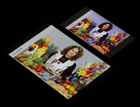 Обзор смартфона Sony Xperia XA1. Тестирование дисплея