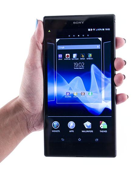 Обзор Sony Xperia Z Ultra