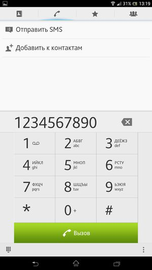 обзор смартфона Sony Xperia SP