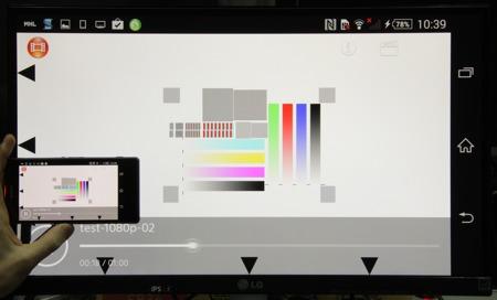 Обзор Sony Xperia Z2 Tablet. MHL
