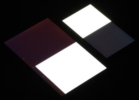 Обзор смартфона Sony Xperia Z2. Тестирование дисплея