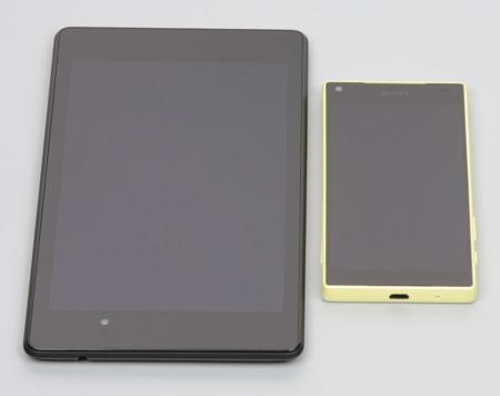 Обзор смартфона Sony Xperia Z5 Compact. Тестирование дисплея