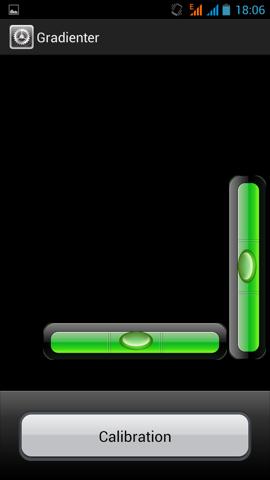 Обзор ThL W8. Скриншоты. Калибровка гироскопа