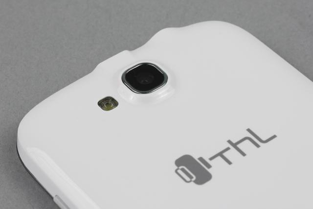 Обзор ThL W8. Камера