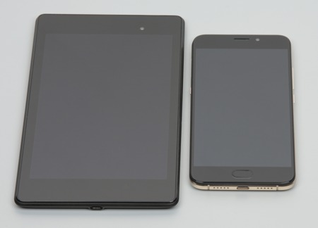 Обзор смартфона Umi Plus. Тестирование дисплея