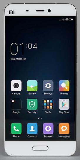 """Результат пошуку зображень за запитом """"Xiaomi Mi5"""""""
