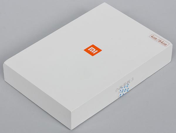 планшет Xiaomi Mi Pad 3