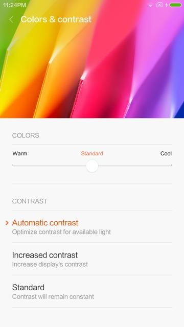 Обзор смартфона Xiaomi Redmi Note 3. Тестирование дисплея