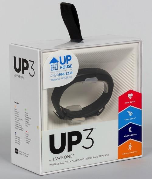 Фитнес-браслет Jawbone Up3