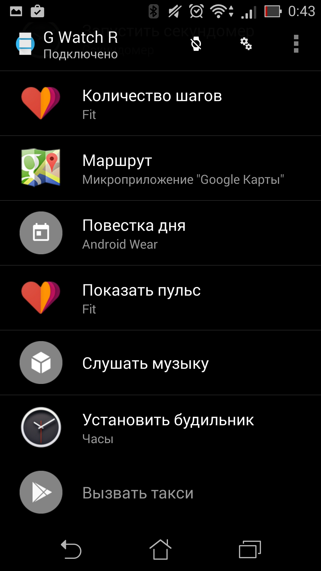 Обзор Андроид Приложений