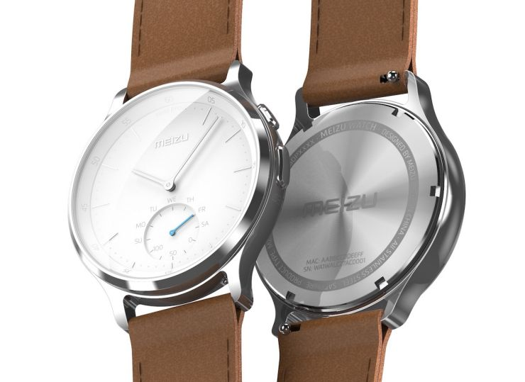Умные кварцевые часы Meizu Mix