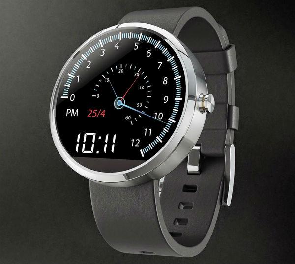 Умные часы Motorola Moto 360 c2a869ca469