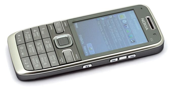Nokia e52 финская сборка