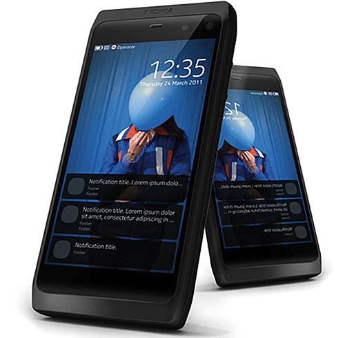 Смартфон Nokia N950