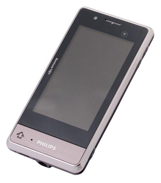 Тестируем мобильный телефон Philips Xenium X703