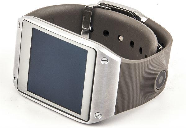 Передняя сторона умных часов Samsung Galaxy Gear