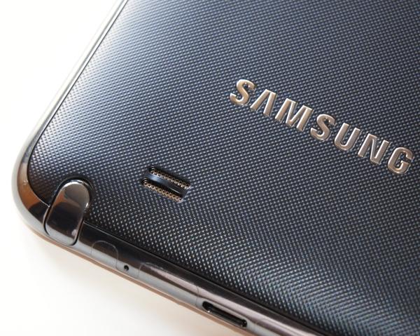 Galaxy Note, внешний динамик