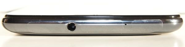 Galaxy Note, верхняя грань