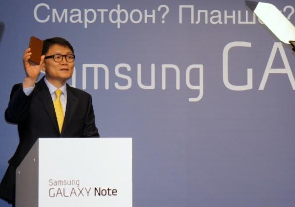Директор Samsung Russia
