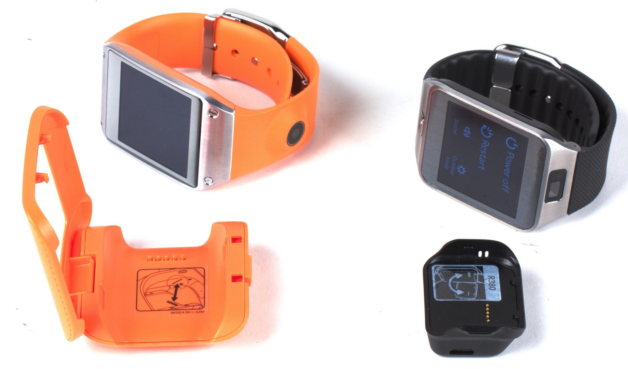 Унисекс наручные часы samsung gear 2 neo