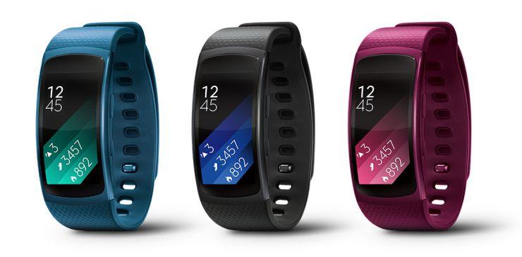 Картинки по запросу Фитнес-браслет Samsung Gear Fit 2