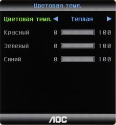 Драйвер Монитора Aoc