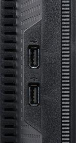 ЖК-монитор ASUS PA238Q, Разъемы