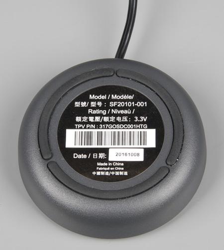 ЖК-монитор BenQ PD3200U, проводной контроллер
