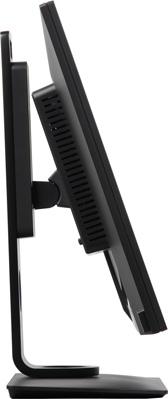 ЖК-монитор BenQ PD3200U, вид сбоку