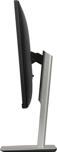 ЖК-монитор Dell UltraSharp U2715H, вид сбоку
