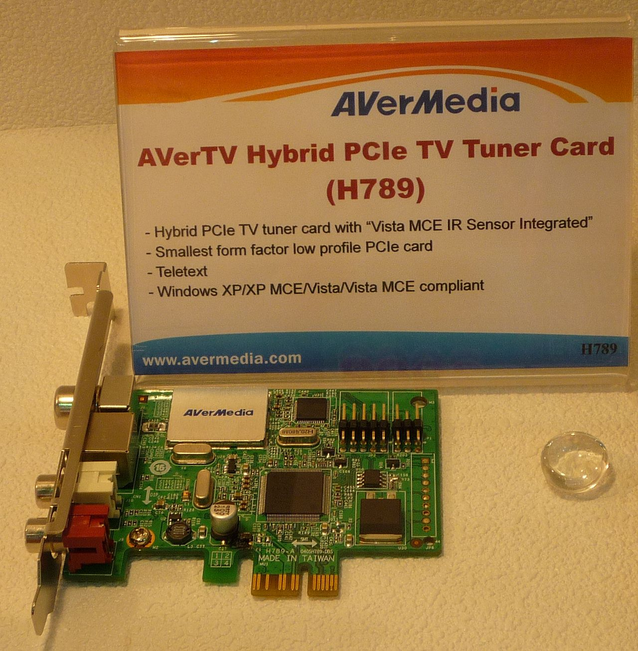 AVERMEDIA H323 ATSC TREIBER