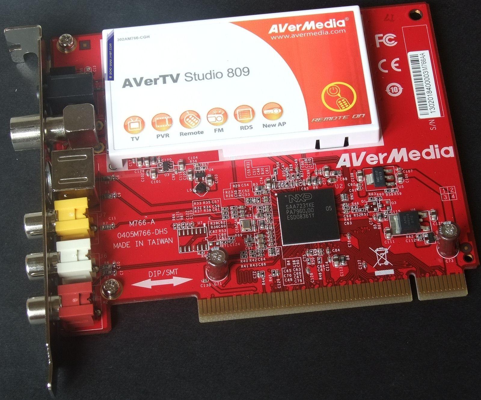 скачать драйвер для avertv studio 307 для windows 8