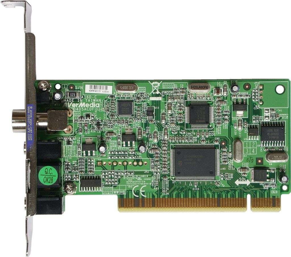 Avertv M168-u драйвер Windows XP