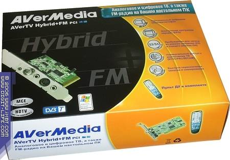 AVERMEDIA AVERTV HYBRID FM PCI A16D DRIVERS DOWNLOAD FREE