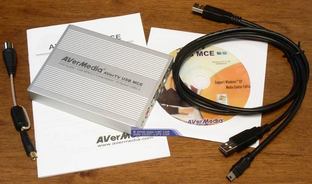 AVERMEDIA AVERTV USB MCE DRIVER FOR MAC DOWNLOAD