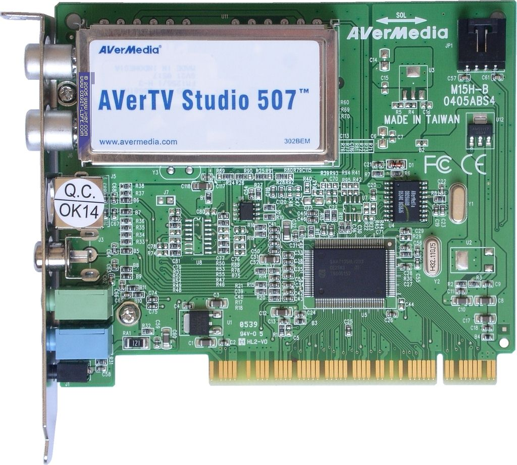 драйвер avermedia 305 для windows xp