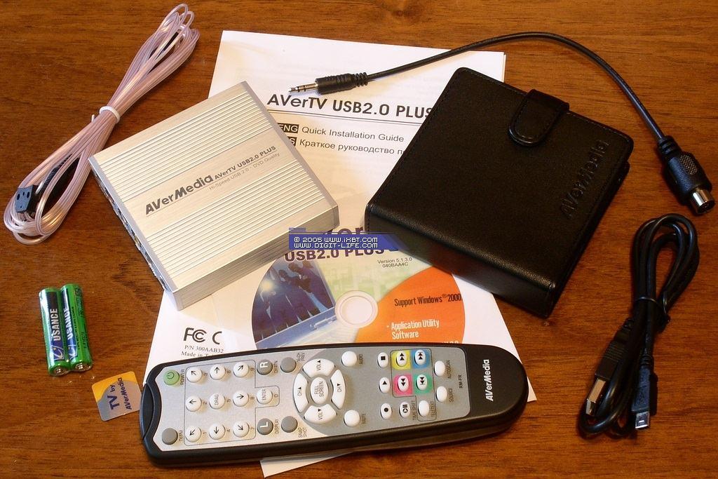 Инструкция по подключению видеомагнитофона к avertv usb 2 0 plus
