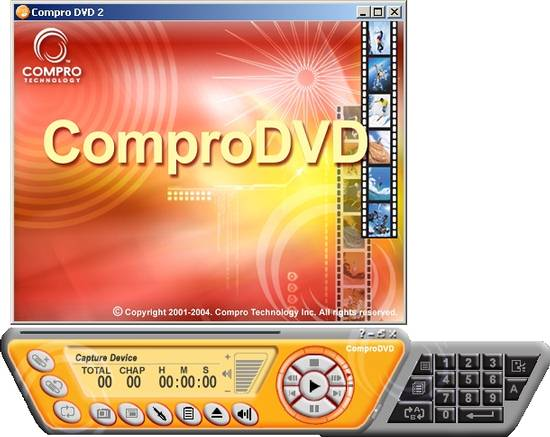 Compro VideoMate P300 Drivers for Windows XP