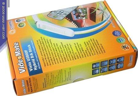 TV FM Compro VideoMate U2800F