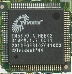 Trident tm5600